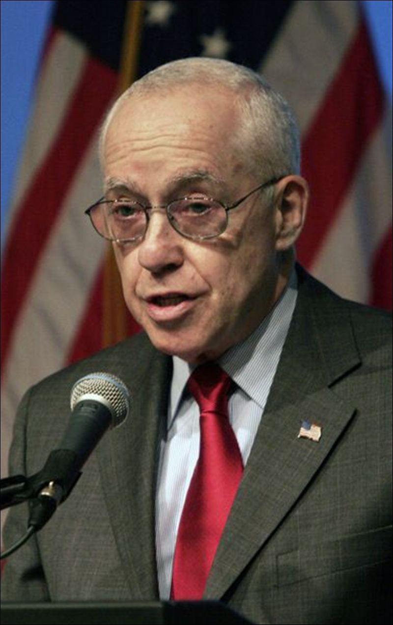 Judge Mukasey during his time as Attorney General of the United States. After returning from the reunion, I looked him up and found out that he had also served as Chief Judge of the US District Court for the Southern District of New York. Another amazing resume.